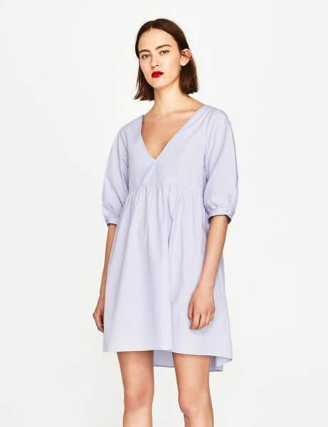 La robe babydoll
