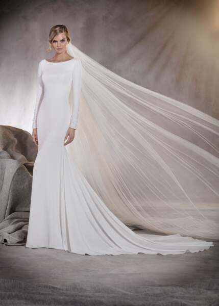 Robe de mariée Pronovias : Alana