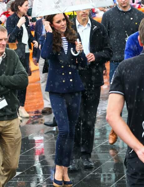Kate Middleton : le total look Zara
