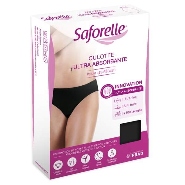 Lucie a testé la culotte menstruelle