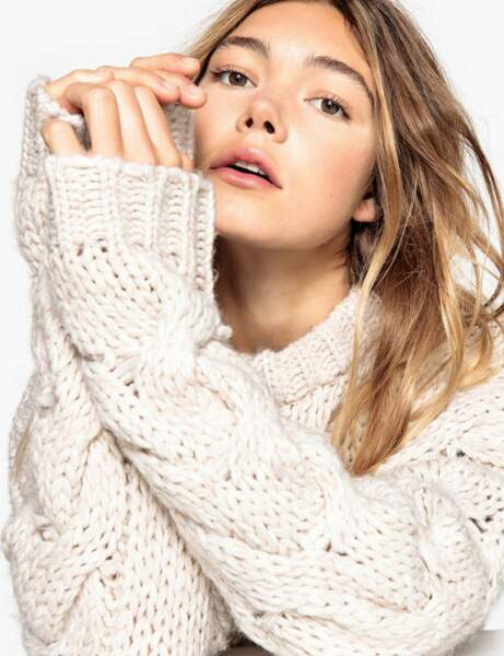 Mode cocooning : le pull irlandais