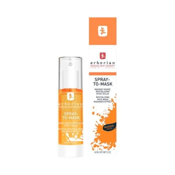 ERBORIAN : Spray-to-Mask, spray 60ml, 36 € en exclusivité chez Sephora
