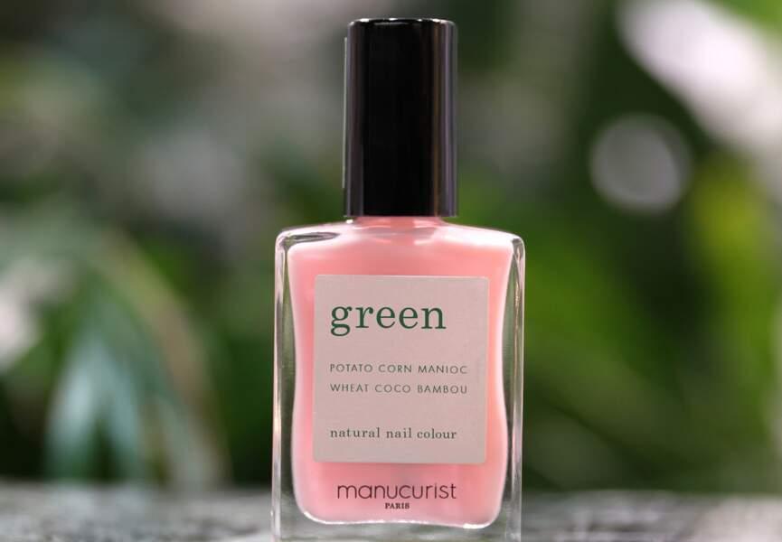 Le vernis Life in Colour Green Manucurist