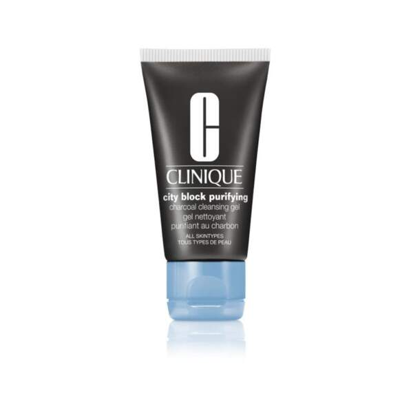 City Block Purifying - Gel Nettoyant Purifiant au Charbon, Clinique, 28,95 €
