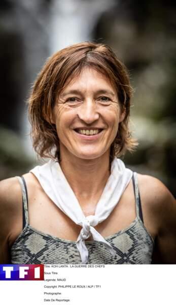 Maud, 50 ans. Commerciale. Belgique