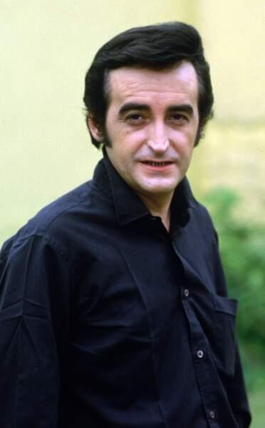 Dick Rivers lors d'une séance photo en 1984.