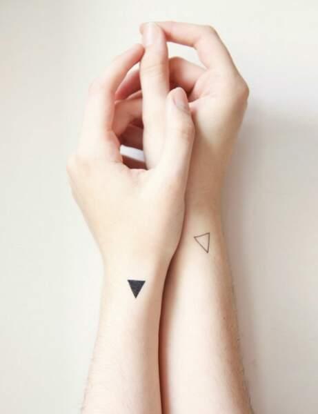 De forme géométrique