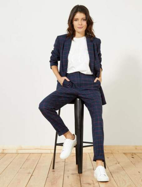 pantalon femme working