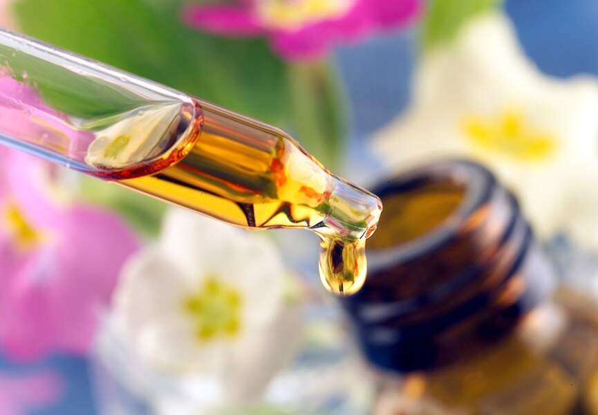 Abusez des huiles essentielles du tonus