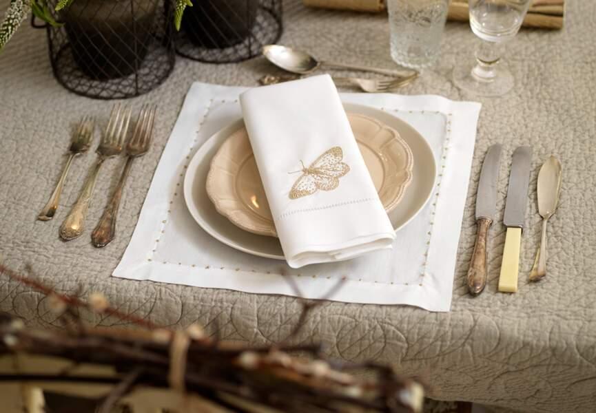 Une table raffinée