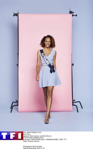 Miss Guyane, Laureline Decocq
