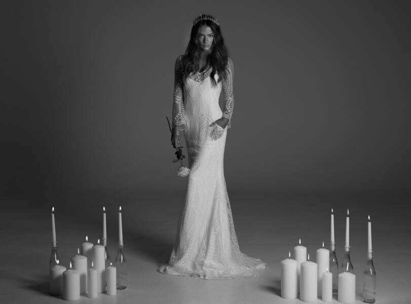 Robe de mariée Rime Arodaky : Aleph