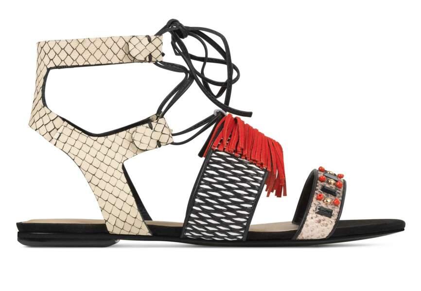 Sandales : originales