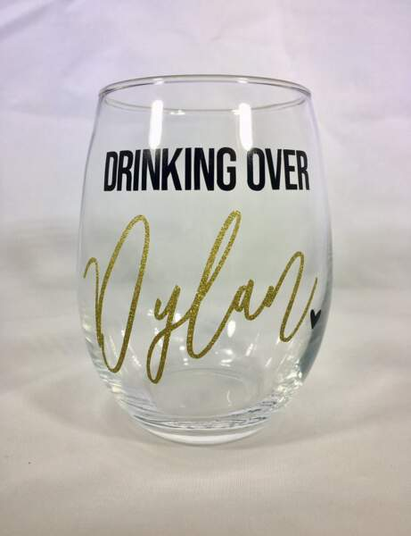 Luke Perry : le verre