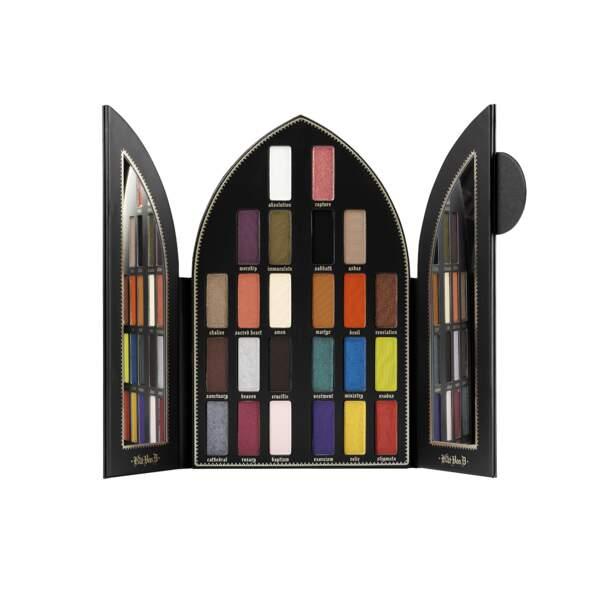 Saint + Sinner Eyeshadow palette Edition Limitée, Kat Von D, 59 €