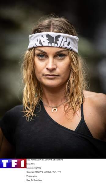 Sophie, 34 ans. Monitrice de kitesurf. Portugal