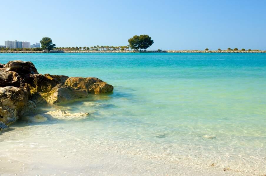 6. Clearwater Beach, Floride, États-Unis