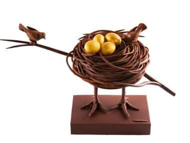 Pâques : les créations en chocolat les plus incroyables !