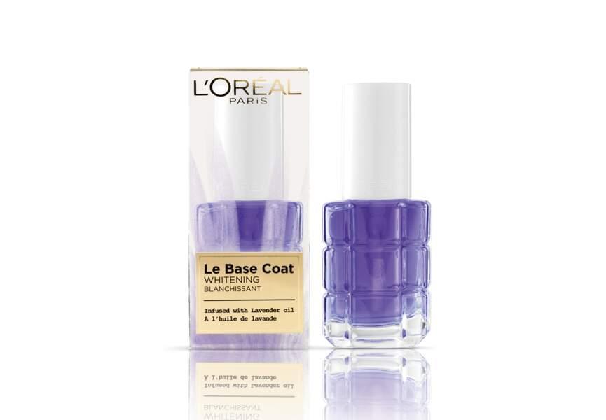 La Base coat whitening L'Oréal Paris