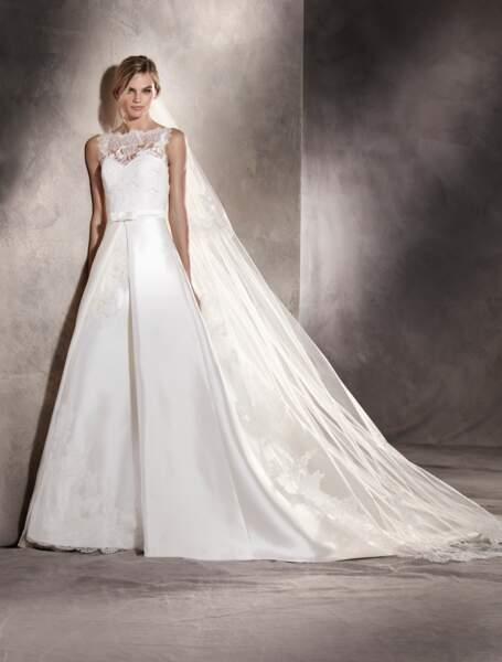 Robe de mariée Pronovias : Aitziber