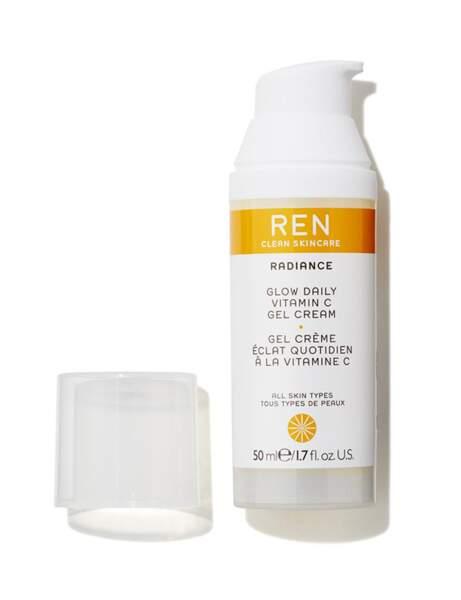 Gel crème à la vitamine C de Ren