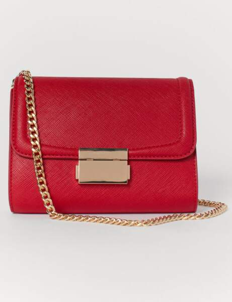 Sac : rouge passion