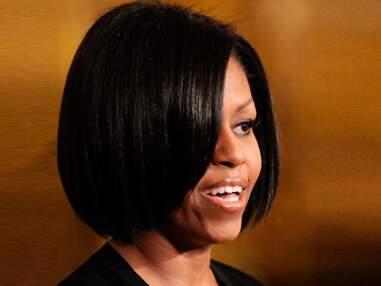 Retour sur les looks coiffure de Michelle Obama