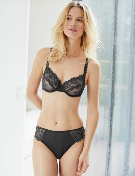 Belle lingerie : ensemble quotidien