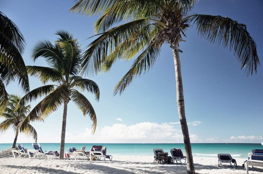 2. Varadero Beach, Cuba, Caraïbes