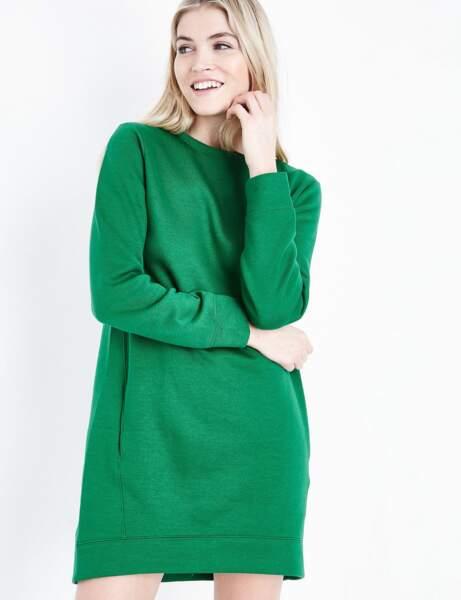 Mode cocooning : la robe en molleton