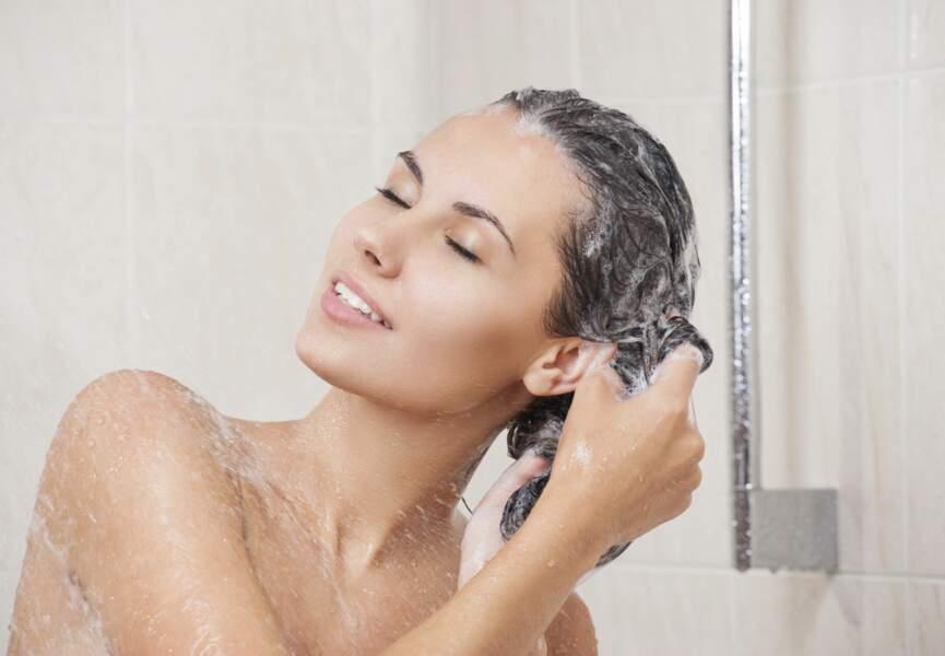 Passer aux shampooings de saison