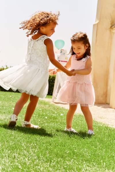 Mariage Des Tenues De Ceremonie Pour Les Enfants Femme Actuelle