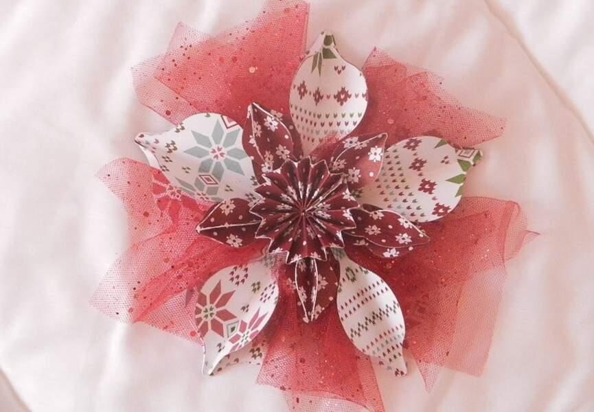 7e Prix : L'étoile de Noël