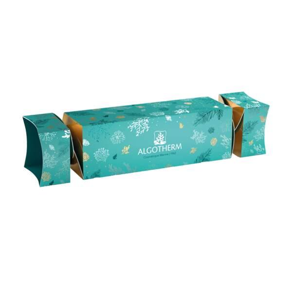 Cracker Beauté de Noël, Algotherm, 25 €