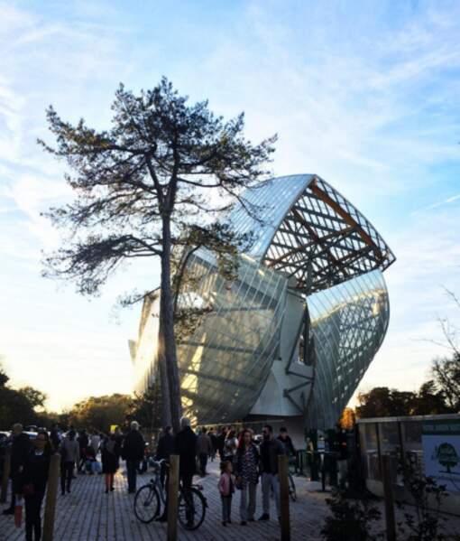 11. Fondation Louis Vuitton