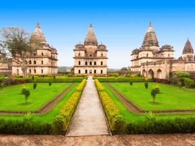 Madhya Pradesh, au coeur des palais Indiens