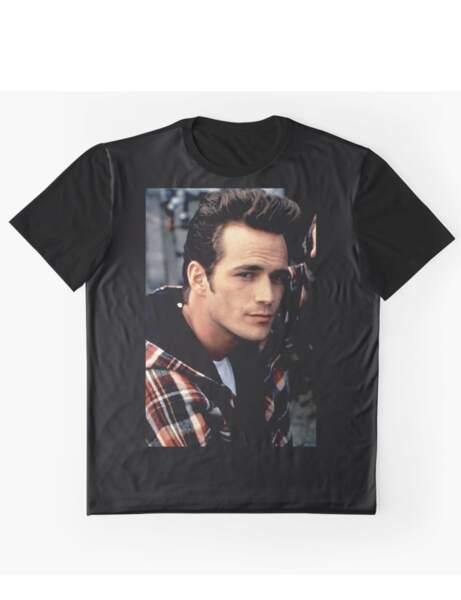 Luke Perry : le tee-shirt