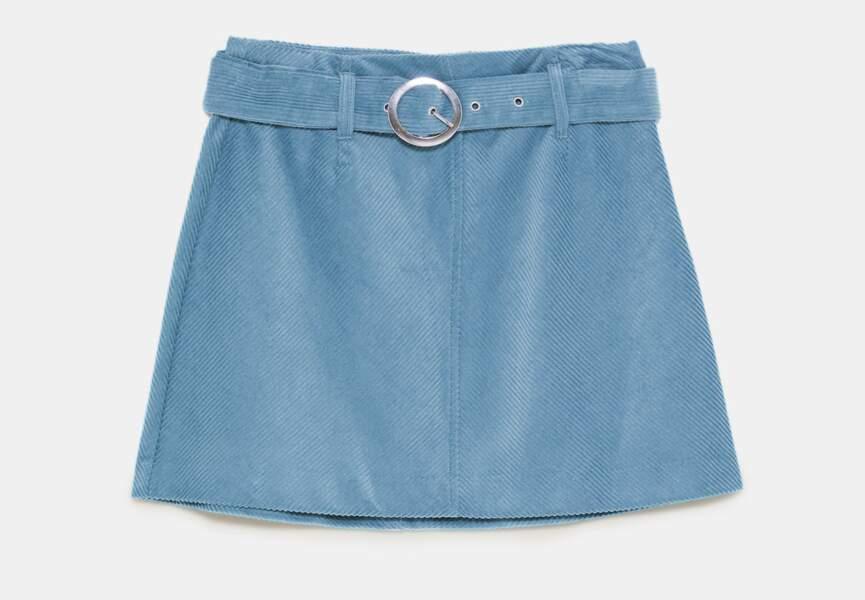 Nouveautés Zara: la mini jupe