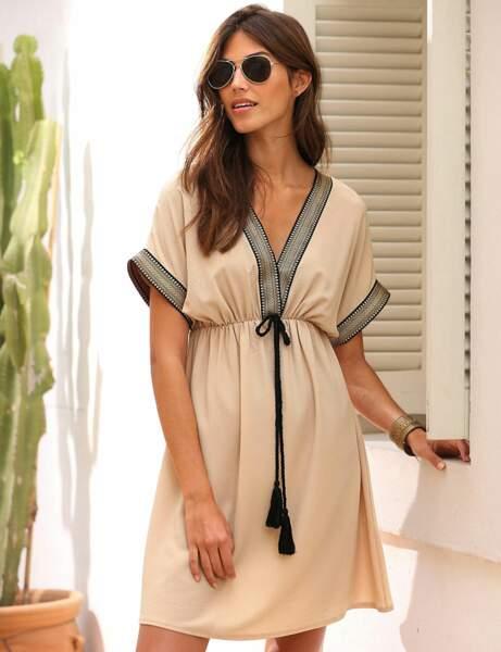La robe estivale