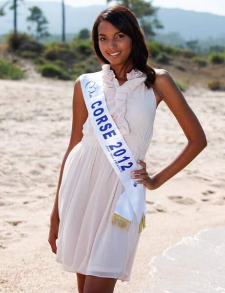 Louise Robert : Miss Corse