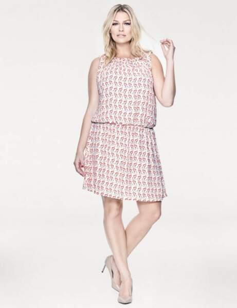 Mode ronde : la robe imprimée