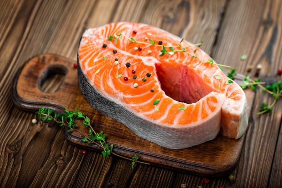 Pour prendre soin de son coeur : manger du poisson gras 2 fois par semaine