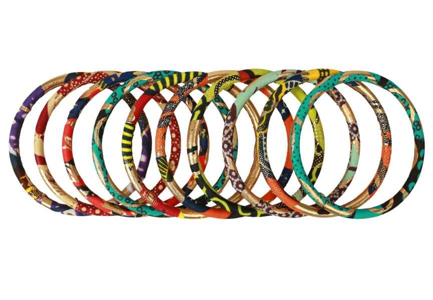 "Tendance bijoux ""stacking"" : les bracelets wax"
