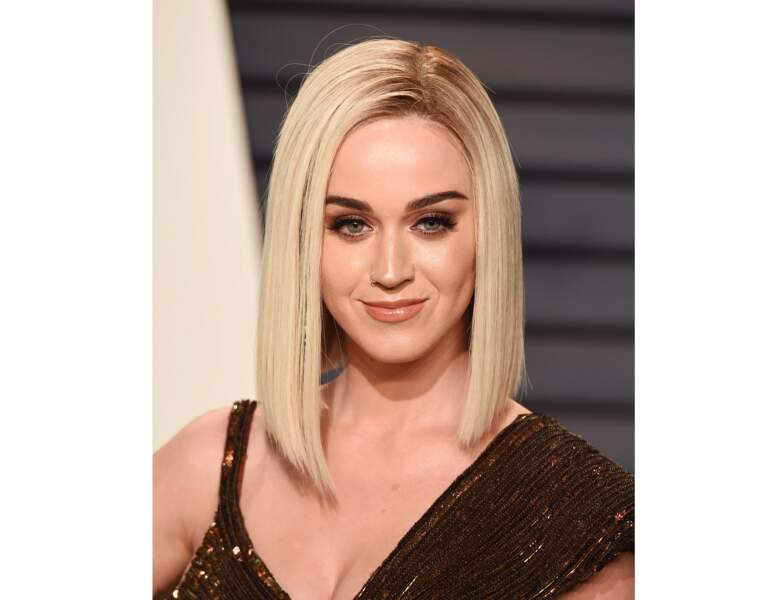 Le blond platine selon Katy