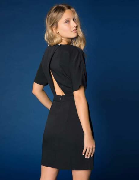 Robe d'hiver : la petite robe noire