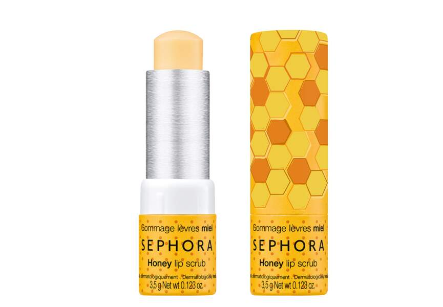 Honey Lip scrub, Sephora