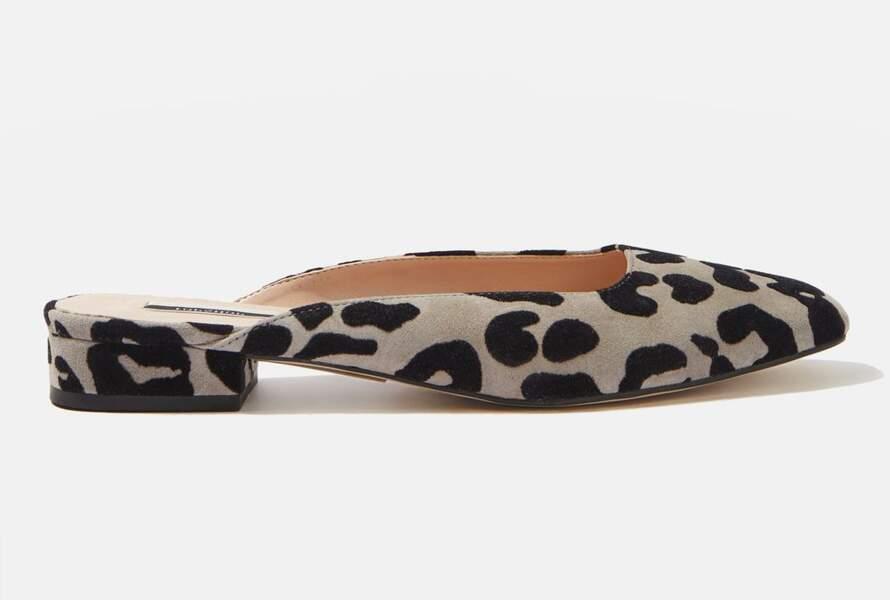 Mulassins léopard