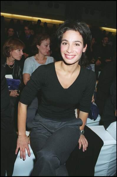 Marie Fugain, en couple avec Gad Elmaleh au début des années 2000