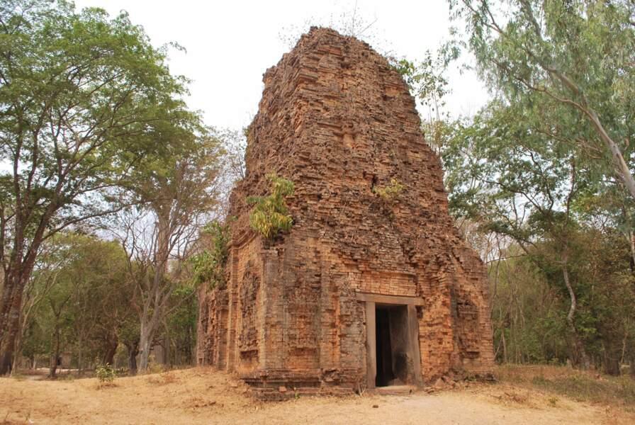 Les temples de Sambor Prei Kuk, au Cambodge