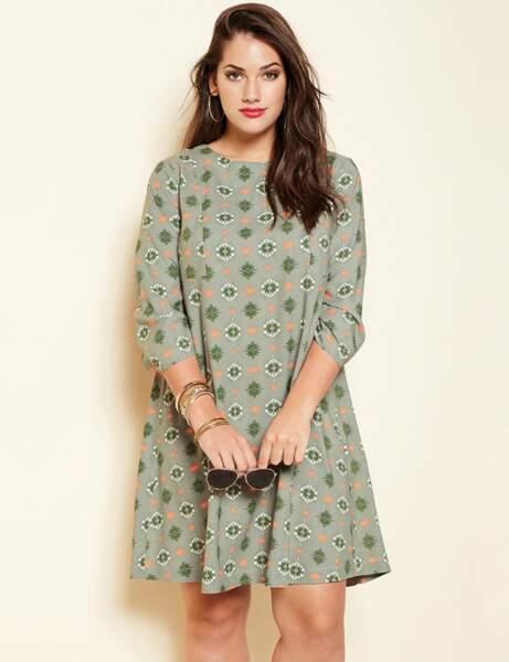 Mode ronde : la robe chic
